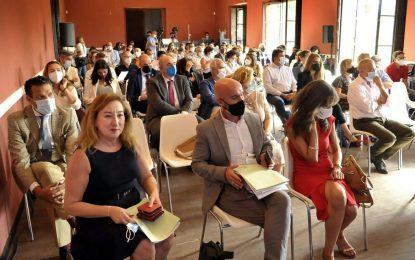 Sebastián Hidalgo participa en un encuentro regional de Municipios Inteligentes