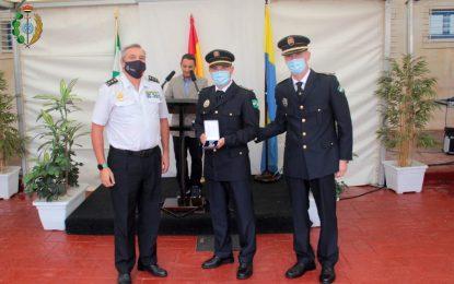 Interior concede la Medalla de Bronce al Mérito Social Penitenciario a la Policía Local de La Línea de la Concepción