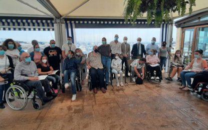 La Autoridad Portuaria Bahía de Algeciras ayuda a desarrollar sus proyectos a 110 asociaciones, entre ellas a Fegadi