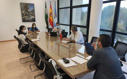 Celebrada una reunión de coordinación sobre el grado de implantación de la administración electrónica