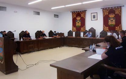Establecido el dispositivo de seguridad ante el inicio del curso escolar    entre las delegaciones de Seguridad Ciudadana y Educación con la Policía Nacional