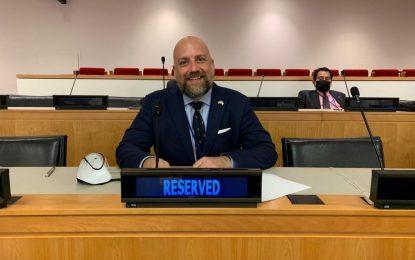 Discurso del representante de Gibraltar ante la 4ª Comisión de la ONU en Nueva York