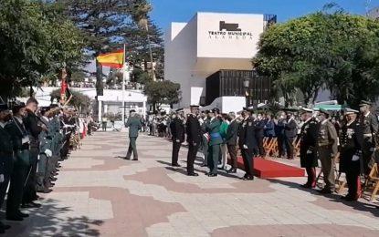 Dos agentes de la RGP reciben la Orden del Mérito de la Guardia Civil por su labor transfronteriza en la lucha contra el blanqueo de capitales y el tráfico de drogas