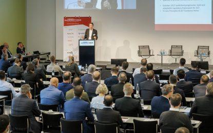 El Centro Financiero de Gibraltar abrió la conferencia sobre tecnología blockchain en los servicios financieros en Zúrich