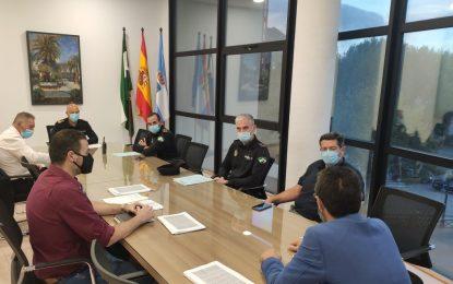 El 7 de diciembre se celebrará un acto para  distinguir a agentes de la Policía Local del municipio