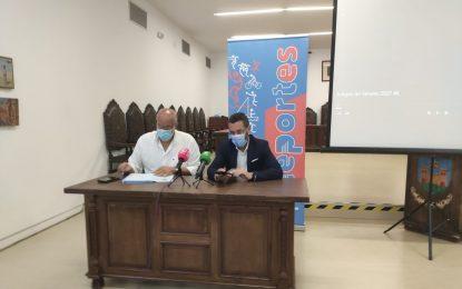 El alcalde destaca la dinamización y calidad de los eventos deportivos desarrollados en la ciudad durante este verano