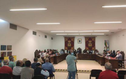 El PSOE muestra su «absoluto rechazo a la modificación de la Relación de Puestos de Trabajo (RPT)» de Juan Franco